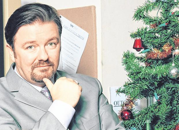 'The Office's' David Brent would struggle in today's PC-heavy Christmas environment