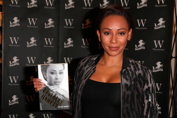Mel B meets fans and signs copies of her new memoir