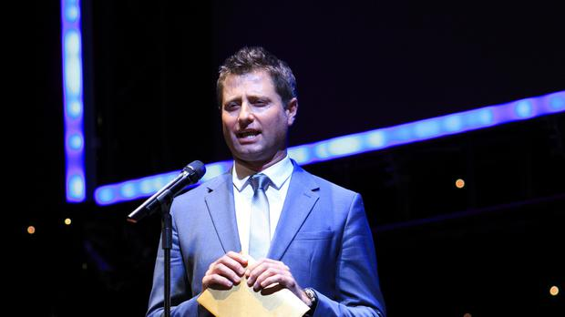 Architect George Clarke has said the thought of being a celebrity makes him 'ill' (John Phillips/PA)