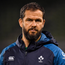Ireland defence coach Andy Farrell prior to the Guinness Series International match between Ireland and New Zealand at Aviva Stadium, Dublin. Photo by Brendan Moran/Sportsfile
