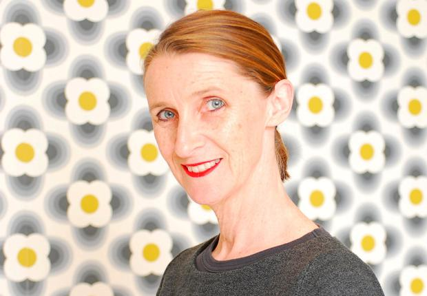 Retail woes: Orla Kiely's fashion empire was dragged down by a 'downturn in the fortunes of retail customers in the current trading conditions'