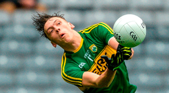 'Clifford has lived up to his reputation in his first year as a Kerry senior, winning a first PwC GAA/GPA All-Star despite Kerry's failure to advance past the All-Ireland quarter-finals and managing the hype around him that has built up on the back two All-Ireland minor titles.' Photo: Piaras Ó Mídheach/Sportsfile