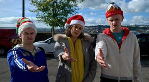 The Young Offenders Christmas Special will air on RTE One on Christmas Day