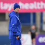 3 December 2018; Head coach Leo Cullen, left, and senior coach Stuart Lancaster during Leinster Rugby squad training at Energia Park in Donnybrook, Dublin. Photo by Ramsey Cardy/Sportsfile