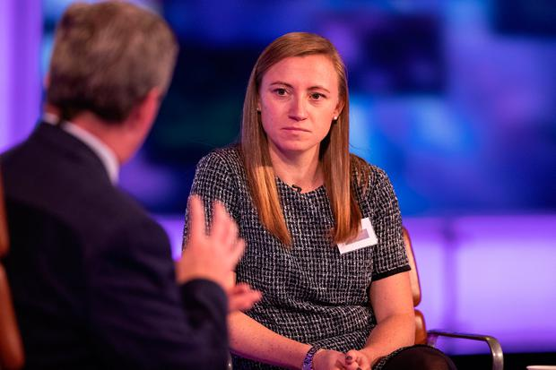 UEFA's business development co-ordinator Polly Bancroft stressed that active mothers are particularly influential in their children participating in sport. Photo: INPHO/Bryan Keane