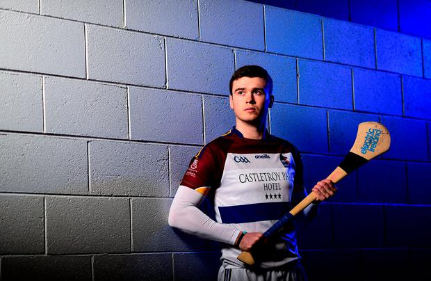 Having watched Limerick's senior team bridge the long gap between Liam MacCarthy titles, Ronan Lynch is hoping to be part of the panel to help them retain their crown. Photo by David Fitzgerald/Sportsfile
