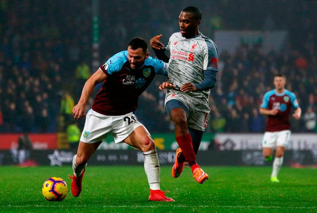 There were some excellent tackles - Dyche defends Burnley players after Klopp criticism