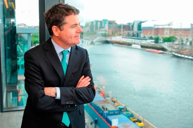 The findings come as the country's budget watchdog warned the State risks a return to austerity unless Finance Minister Paschal Donohoe reins in spending or raises revenue. Photo: Bloomberg
