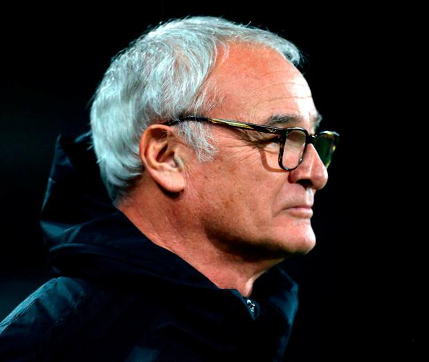 Fulham manager Claudio Ranieri. Photo: Steven Paston/PA Wire