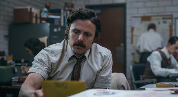 Casey Affleck in The Old Man & the Gun
