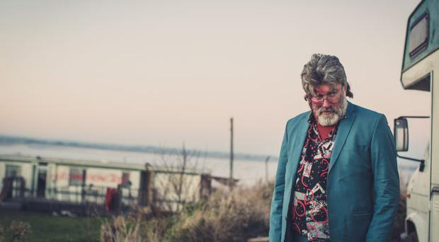 Pat Shortt in The Belly of the Whale