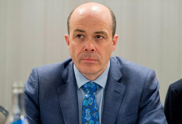 Former Communications Minister Denis Naughten
