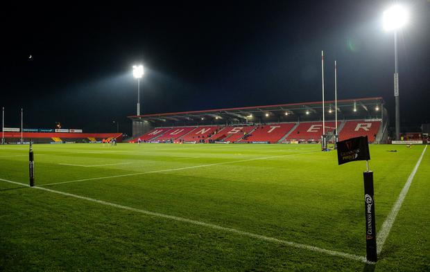 A general view of Irish Independent Park. Photo: Cody Glenn/Sportsfile