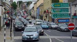 Bucking the trend: Westport in Co Mayo is thriving thanks to innovative policies. Photo: Getty Images