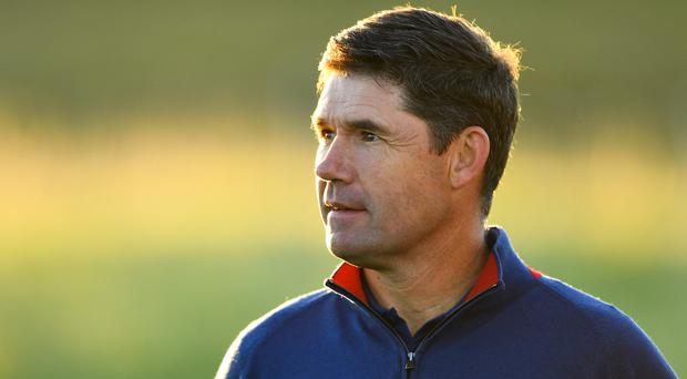 Padraig Harrington set to be confirmed as Europe's 2020 Ryder Cup captain next week