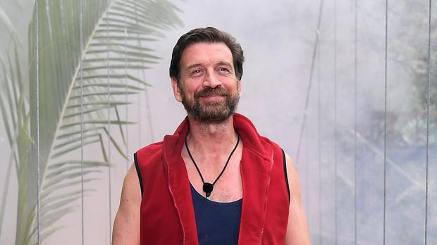 Nick Knowles has left the jungle (ITV/REX/Shutterstock)