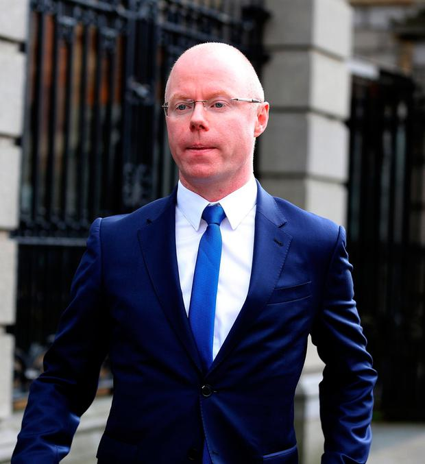 Concerns: Fianna Fáil TD Stephen Donnelly called for long-term planning. Picture: Tom Burke