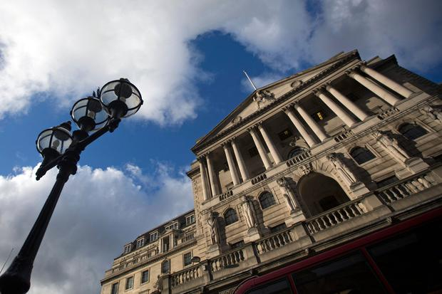Gold rush: No date given for removal of Irish reserves from Bank of England. Photo: Bloomberg