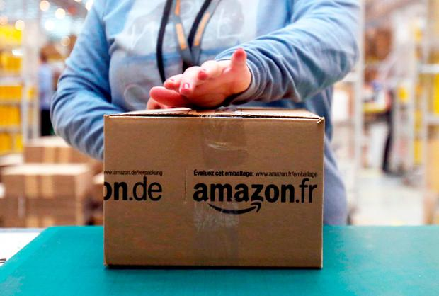 Amazon workers injured in bear spray accident