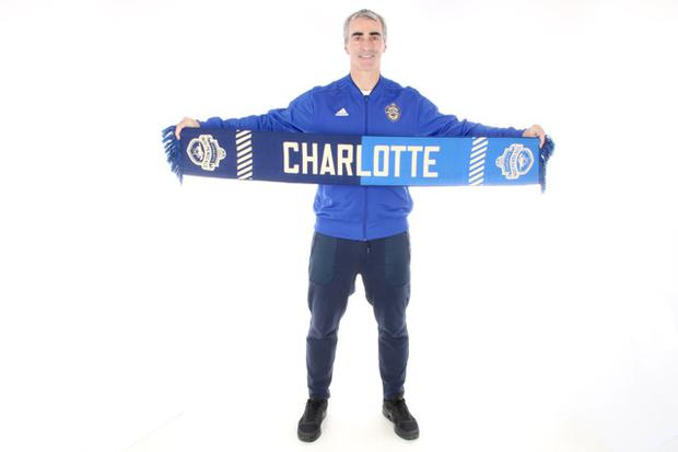 Jim McGuinness is the new manager of the Charlotte Independence in the United Soccer League