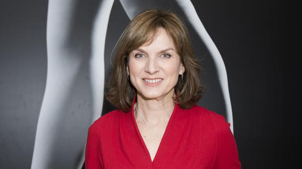 BBC newsreader and Antiques Roadshow presenter Fiona Bruce (David Jensen/PA)