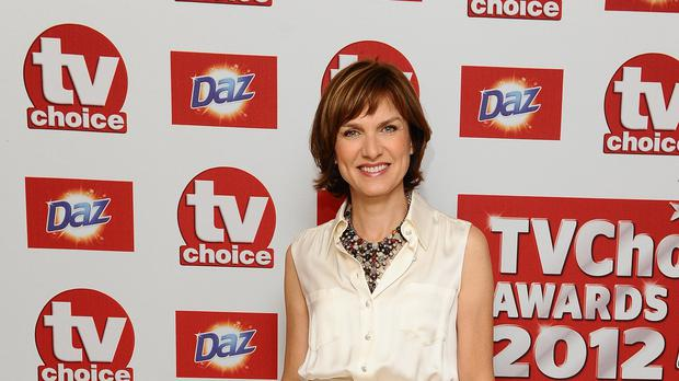 Fiona Bruce is the new host of Question Time (Ian West/PA)