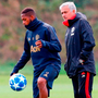 TIME WILL TELL: Jose Mourinho claims Fred will flourish at Manchester United once his defence improves. Photo: Martin Rickett/PA