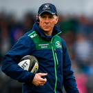 Connacht coach Andy Friend. Photo: Sportsfile