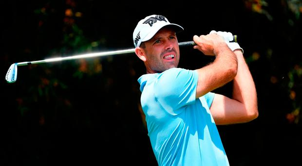 Birdie blitz gives McDowell share of lead in Florida as Schwartzel takes home comforts