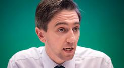 Meetings: Simon Harris plans to roll our services from January. Photo: Arthur Carron