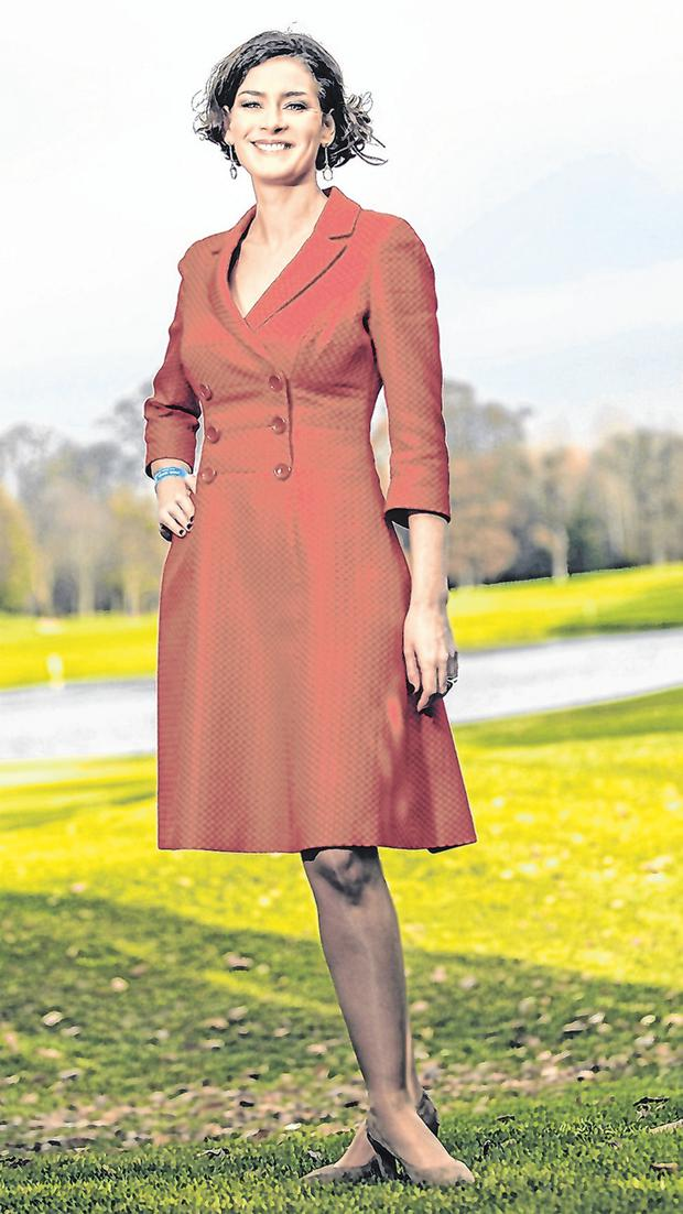 Blunt assessment: Fine Gael TD Kate O'Connell said the result in the abortion referendum 'must be hurting' pro-life TDs. Photo: Fergal Phillips