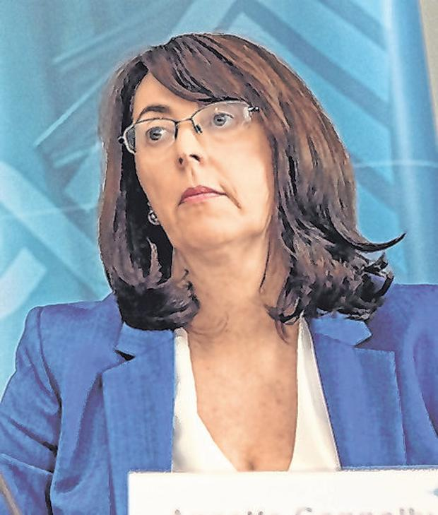 Failures: Director of the PBO Annette Connolly. Photo: Arthur Carron