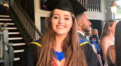 Undated photo issued by the Lucie Blackman Trust of 22-year-old British backpacker, Grace Millane, who is missing in New Zealand Lucie Blackman Trust /PA Wire