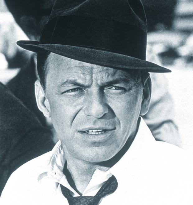Next Wednesday is the103rd anniversary of Frank Sinatra's birth