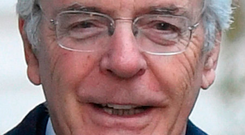 Sir John Major. Photo: PA