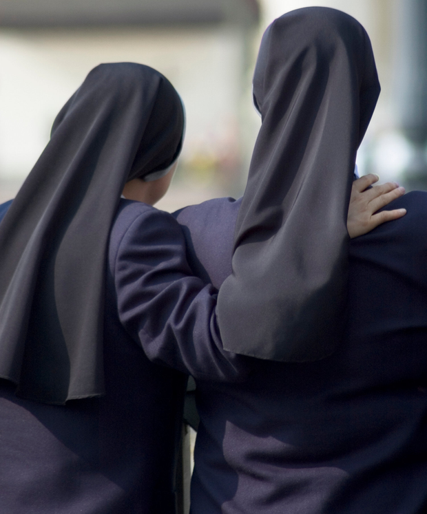 The standoff marks an extraordinary battle of wills between the Vatican hierarchy and the group of 39 nuns, most in their 60s and 70s, who run homes for the aged in rural western and southern France. Stock photo: Deposit Photos