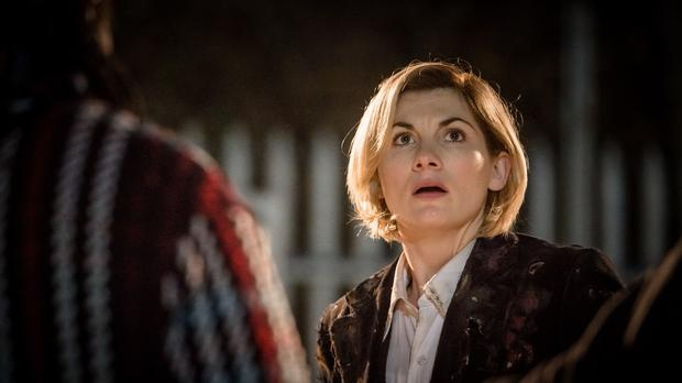Jodie Whittaker as The Doctor (BBC)