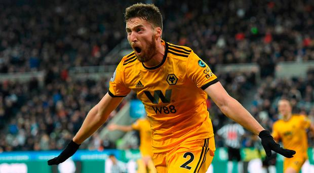 Ireland's Matt Doherty signs new four-and-a-half year deal at Wolves