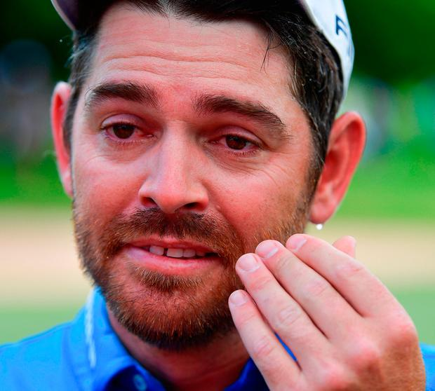 Oosthuizen three ahead in pursuit of SA, British Open double