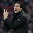 Unai pressure: Arsenal manager Unai Emery looks to be feeling the strain despite their 21-game unbeaten run