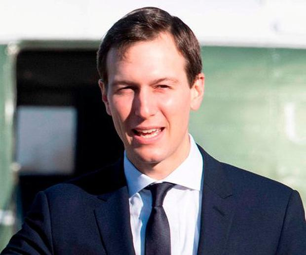 Jared Kusher: US officials were wary of his contacts with the crown prince. Photo: Jim Watson/AFP/Getty Images