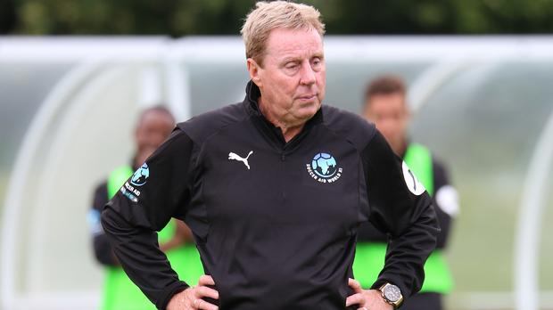 Harry Redknapp said he had never seen the show before (Isabel Infantes/PA)
