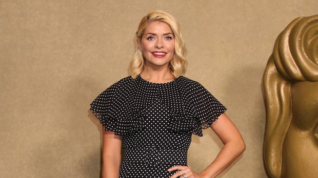 Holly Willoughby (Yui Mok/PA)