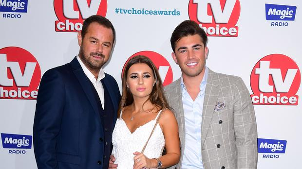 Danny Dyer has said his daughter Dani and Jack Fincham have not split (Ian West/PA)