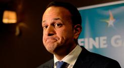 The Taoiseach says an election in summer 2020 would bring stability. Photo: Caroline Quinn