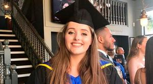 Ms Millane (22) died while travelling in New Zealand and her body was found in bushland on Sunday afternoon, about 30 feet from a highway outside the New Zealand city. Photo: Lucie Blackman Trust /PA Wire