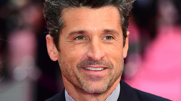 Ellen Pompeo said she has not spoken to former Grey's Anatomy co-star Patrick Dempsey since 2015 (Ian West/PA)