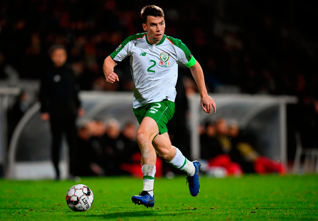 Late developers like Seamus Coleman could be in danger of slipping through the net with the implementation of the national U-13 league. Photo: Stephen McCarthy/Sportsfile
