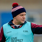 Mickey Graham is double-jobbing at the moment, juggling his role with Mullinalaghta and the Cavan senior position. Photo: Piaras Ó Mídheach/Sportsfile