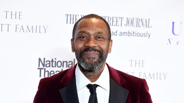Sir Lenny Henry stars in BBC One's The Long Road (Ian West/PA)